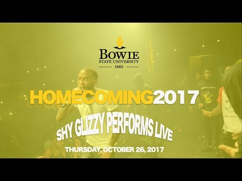 Jefe Turns All The Way Up At Bowie State University Homecoming