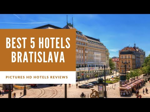 Top 5 Best Hotels in Bratislava, Slovakia - sorted by Rating Guests