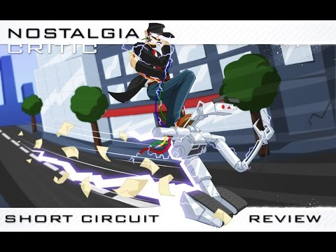 nostalgia critic short circuit youtube