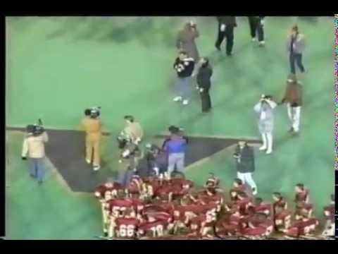 Clinic Bowl 1993
