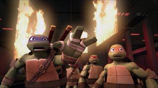 Hot Battle - Teenage Mutant Ninja Turtles Legends