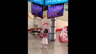 يمه انشاد الطفلة طيف الزهراني على مسرح #عالم_جمولي
