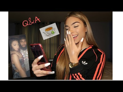 HONEST Q&A: Is ClarenceNYC my ex ? Collab with Chris Sails ? How to deal with hate ?