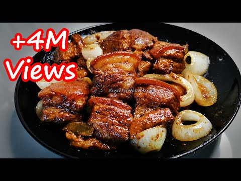 HOW TO MAKE MY OTHER KILLER PORK RECIPE!!!