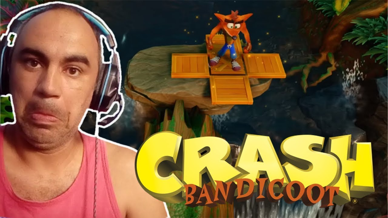 CRASH BANDICOOT: 2ª parte - Emulador PS1