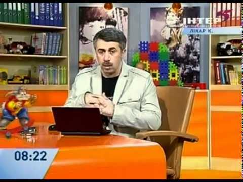 Гиперактивность у ребенка - Доктор Комаровский - Интер