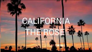 Gambar cover The rose band - California (lyrics)