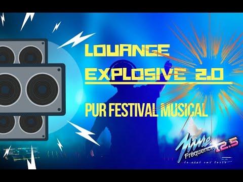 PUR FESTIVAL MUSICAL : LOUANGE EXPLOSIVE 2.0
