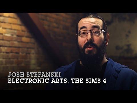 Creative Problem Solving Through Software Development - Josh Stefanski (The Sims 4) - Full Sail