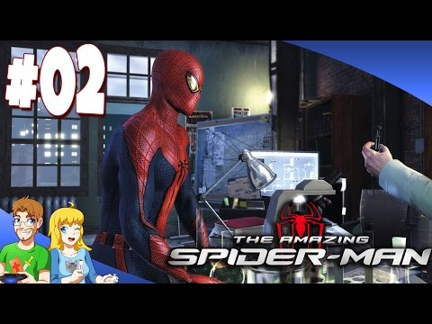 The Amazing Spider-Man | Part #02 Breaking the Lizard Out
