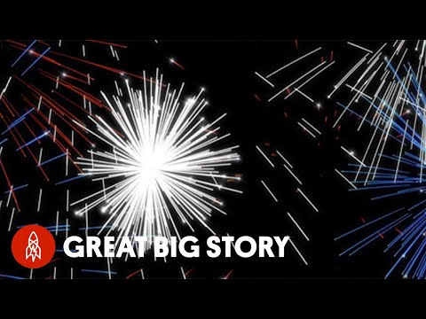 Bigfoot And Bamboo: The Unlikely History Of Fireworks