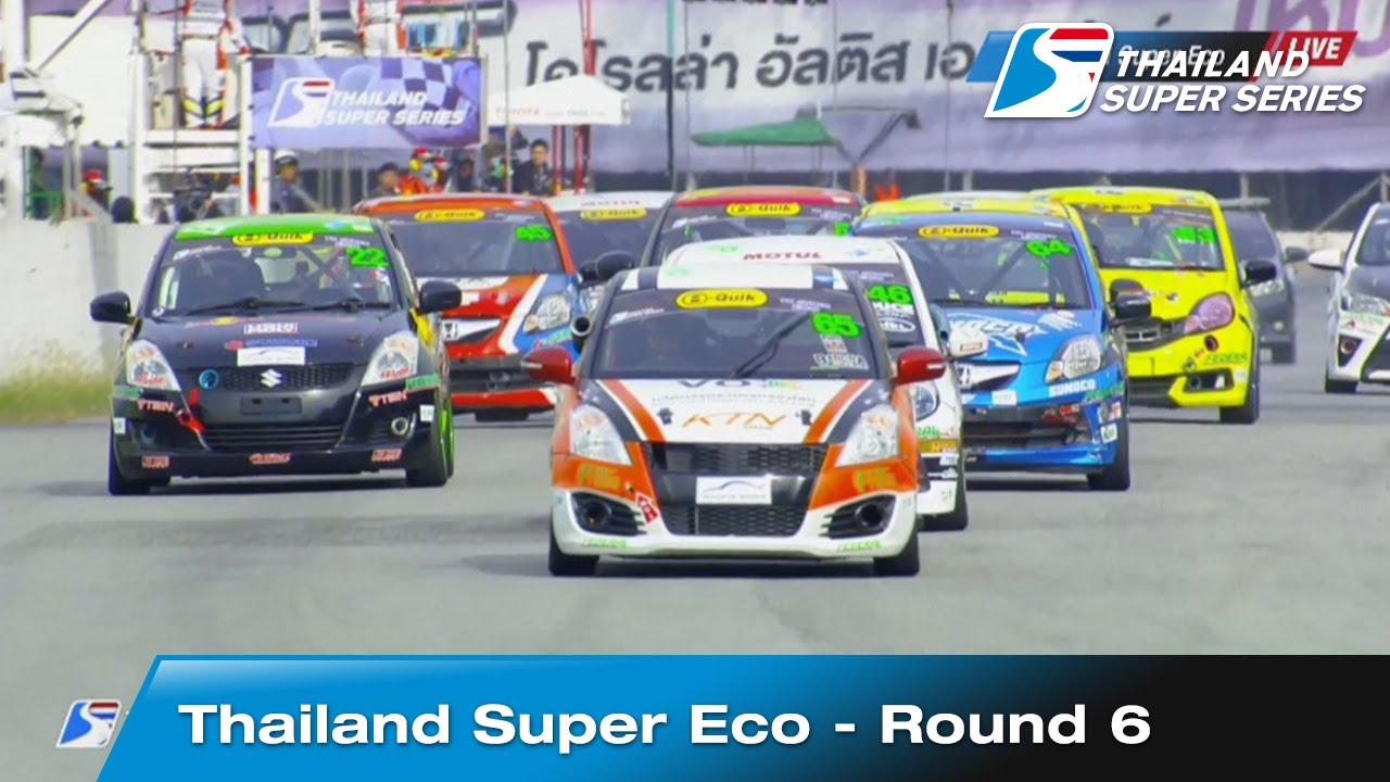 Thailand Super Eco Round 6 | Bira International Circuit