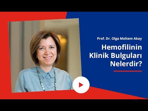 Hemofilinin Klinik Bulguları Nelerdir?