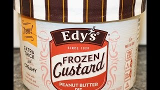 Edy's Frozen Custard: Peanut Butter Pie Review