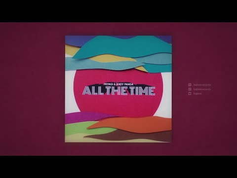 Miyagi & Andy Panda - All The Time [ 1 ЧАС ]
