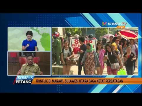 Konflik di Marawi, Sulawesi Utara Jaga Perbatasan