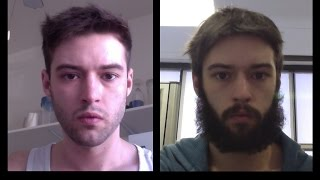 Growing a Beard | 150 Days | Time Lapse Selfie Everyday