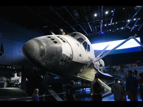 Complete Space Shuttle Atlantis Experience Kennedy Space Center