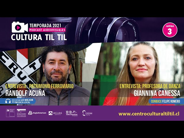 Podcast Audiovisuales Cultura Til Til - Capitulo 3