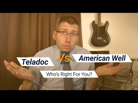 Teladoc Vs American Well: Which Telemedicine Company is Right For You?