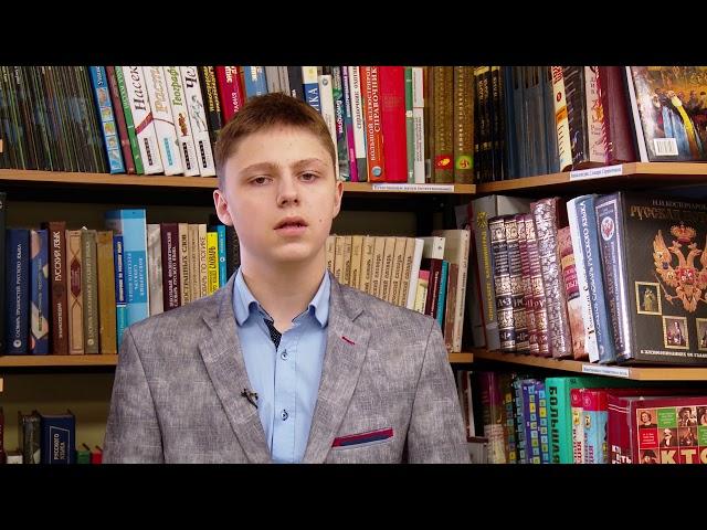 Изображение предпросмотра прочтения – ПавелАкимкин читает произведение «На поле Куликовом» А.А.Блока