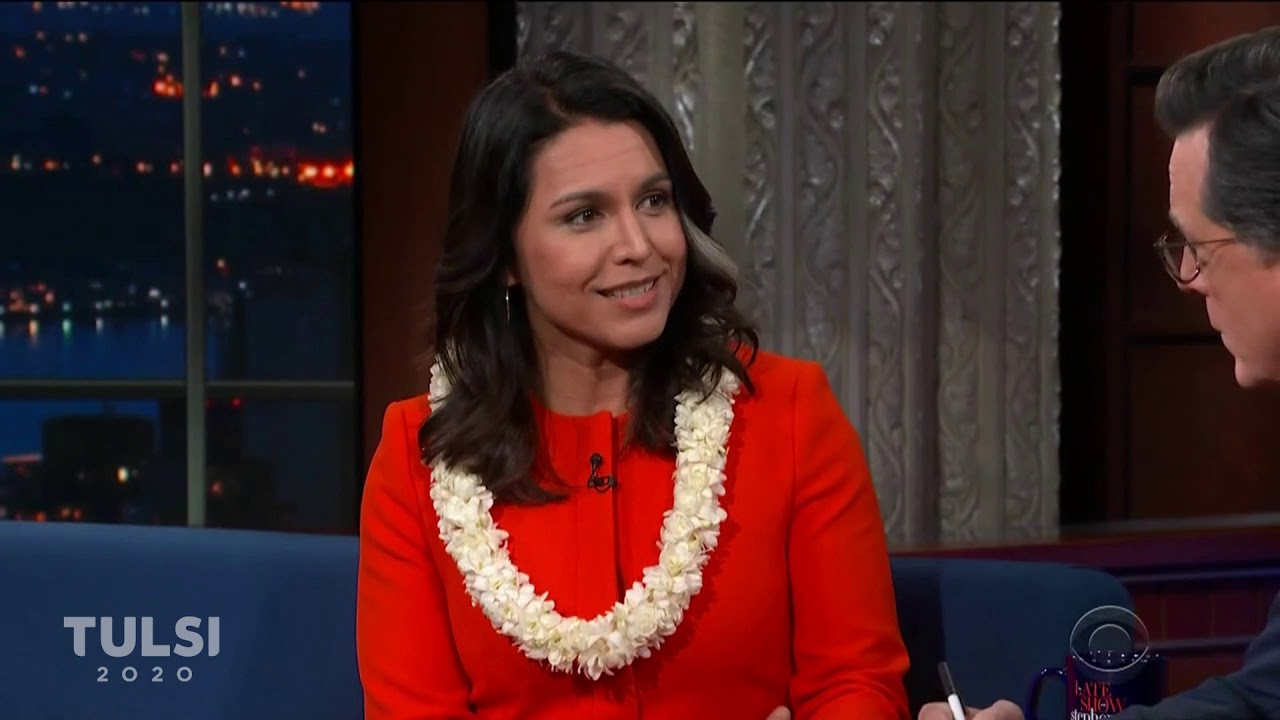 2020 Hopeful Tulsi Gabbard: The US Needs To 'Stop Acting As The World's Police'