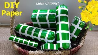 """How to make Rice cake 