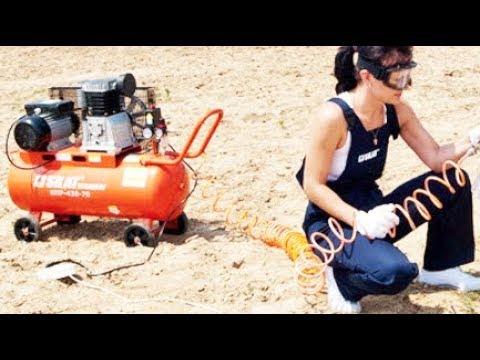 Компрессор воздушный электрический 220в своими руками видео