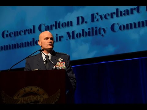 AMC/CC Gen Carlton D. Everhart Keynote Address at A TA 2015 Convention