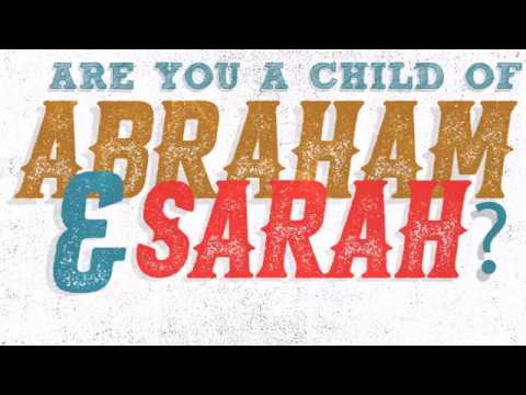 Are You a Child of Abraham & Sarah? Are you are true Jew?