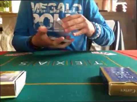 tour de magie carte brulee