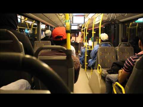 Al Ain city public bus