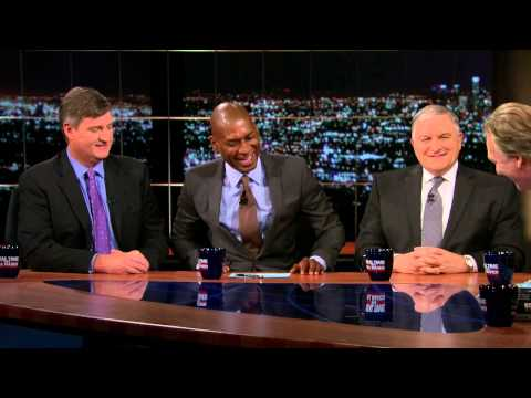 Real Time with Bill Maher: Eric Holder is a Badass – September 26, 2014 (HBO)