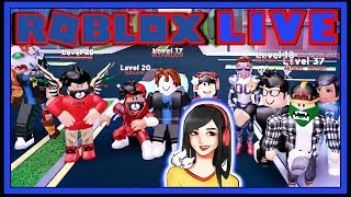 Roblox Live Stream Game Requests - GameDay Monday 86 - AM