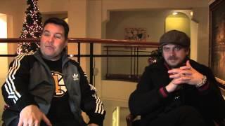 Dropkick Murphys interview - Ken and James (part 1)