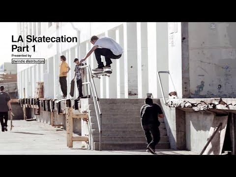 LA Skatecation