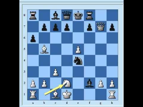 شطرنج دفاع اسباني