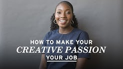 How to Make Your Creative Passion Your Job with Tonya Rapley | CreativeLive