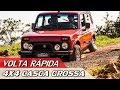 LADA NIVA X RANGE ROVER VOGUE X TROLLER T4 ? DESAFIO 4X4 CASCA GROSSA ? VR OFF-ROAD #2 | ACELERADOS