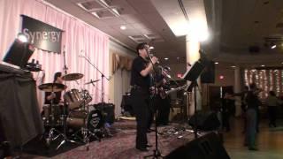 Frankie at Synergy party 2011 - 梨渦淺笑  Last Waltz