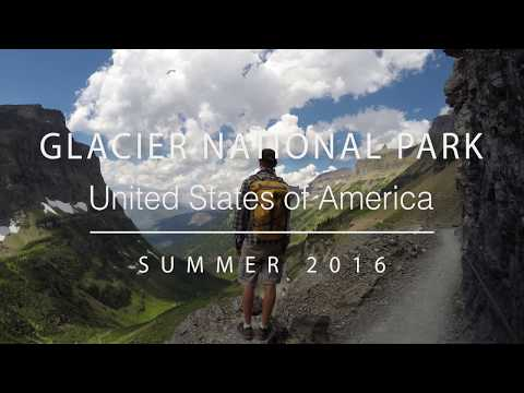 Glacier National Park - TRAVEL VIDEO