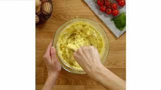Cake tomates, mozzarella et basilic - Les Carnets de Julie