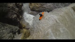No Brain no Pain pt.2 (extreme whitewater kayaking 2014) [HD]