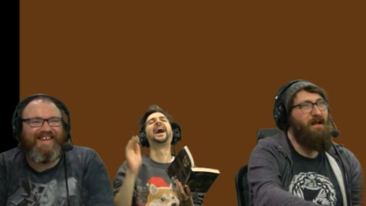 The time Simon broke Lewis' laugh