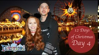 GOING TO DISNEYLAND FOR MY FIRST TIME | Madelaine Petsch thumbnail