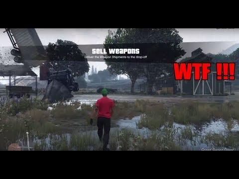 GTA 5 Selling Full Bunker Solo 2  Gunrunning