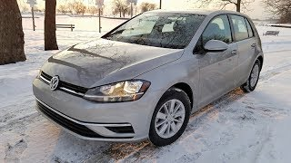 2018 Volkswagen Golf S: A Budget Hatchback That's Fun To Drive Too