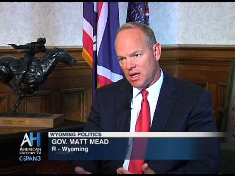 C-SPAN Cities Tour - Cheyenne: Governor Matt Mead