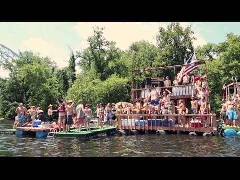 Connecticut River Raft Race 2015
