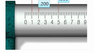 How to Read an Inch Micrometer.wmv